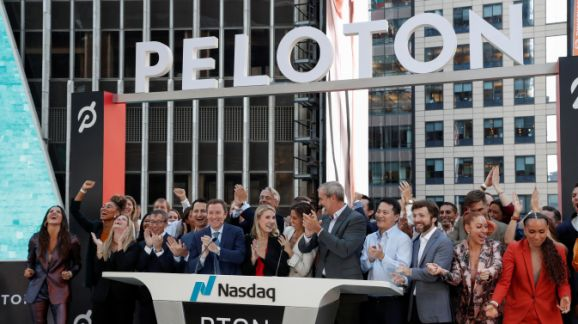 Peloton Shares Fluctuate Following First Earnings Report Ever Since IPO